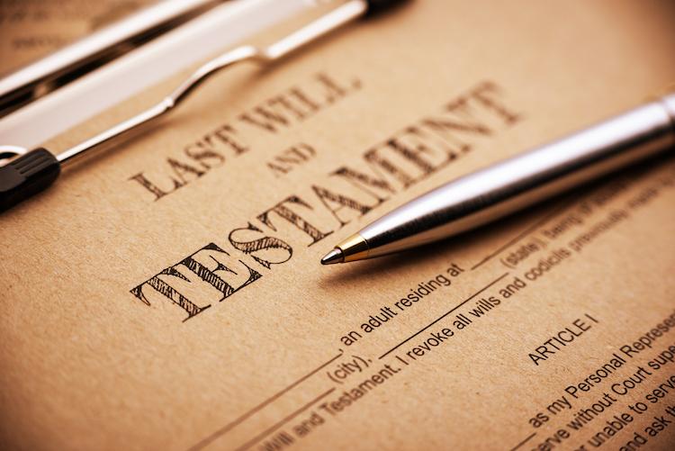 Wills, Estates & Trusts
